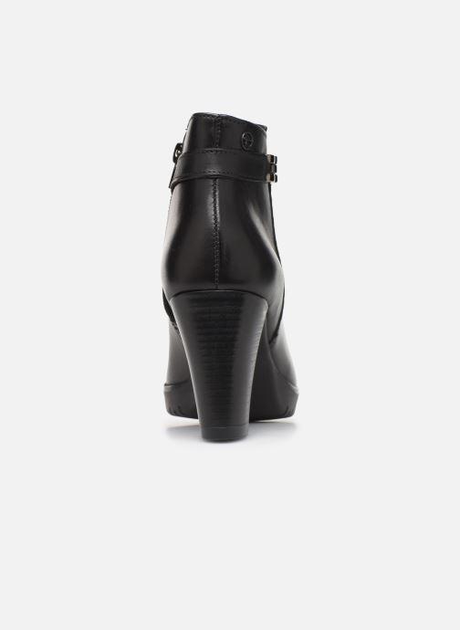 Bottines et boots Tamaris Talia Noir vue droite