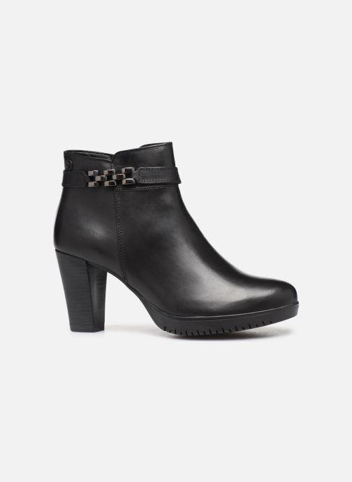 Boots en enkellaarsjes Tamaris Talia Zwart achterkant