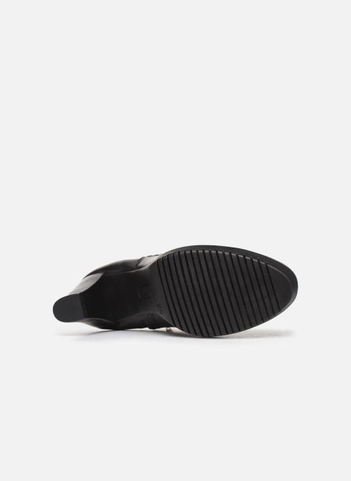 Stiefeletten & Boots Tamaris Talia schwarz ansicht von oben