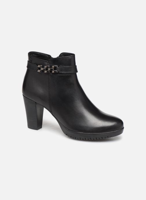Boots en enkellaarsjes Tamaris Talia Zwart detail