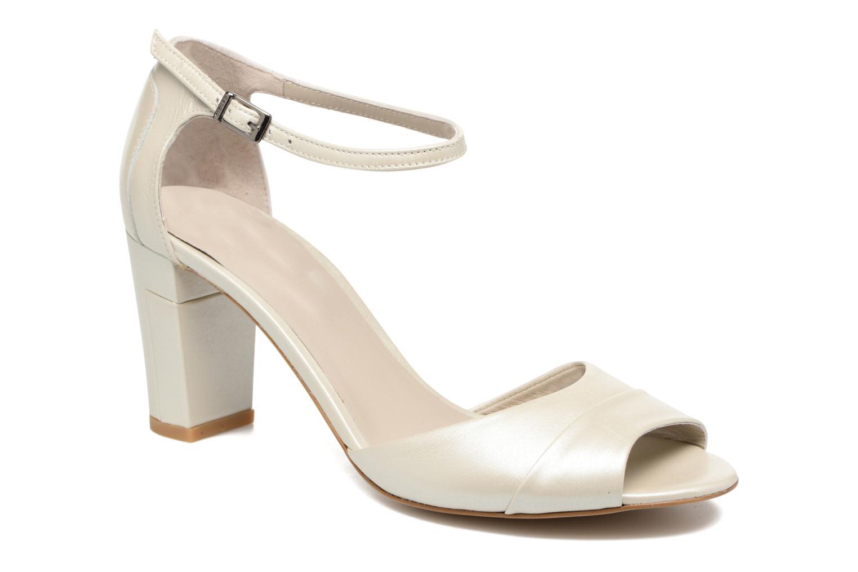 Sandali e scarpe aperte Perlato Pone Bianco vedi dettaglio/paio