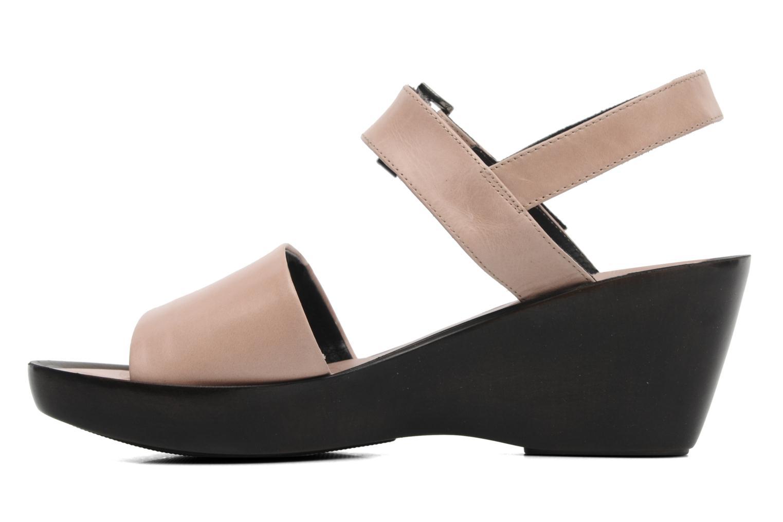 Sandales et nu-pieds Elizabeth Stuart Sonate 304 Rose vue face