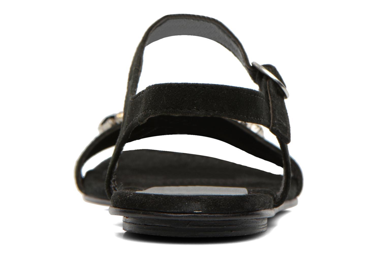 Sandales et nu-pieds Elizabeth Stuart Planta 606 Noir vue droite