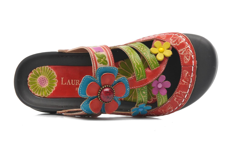 Wedges Laura Vita Phenix Multicolor links