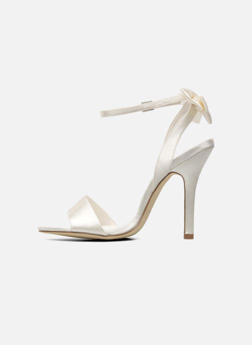 Sandales et nu-pieds Menbur Belli Blanc vue face