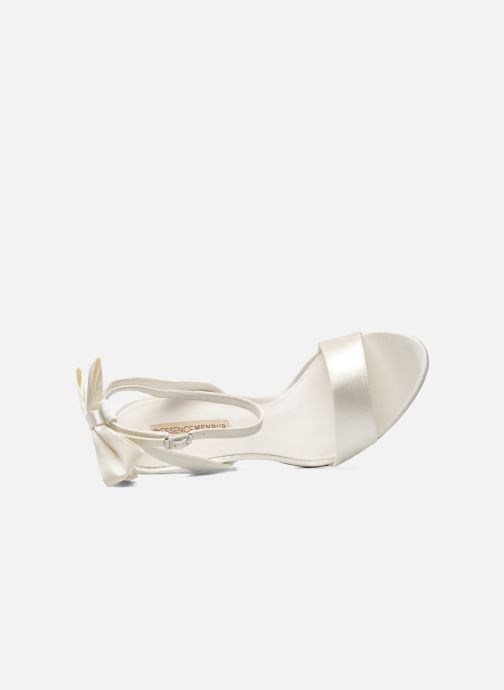 Sandales et nu-pieds Menbur Belli Blanc vue gauche