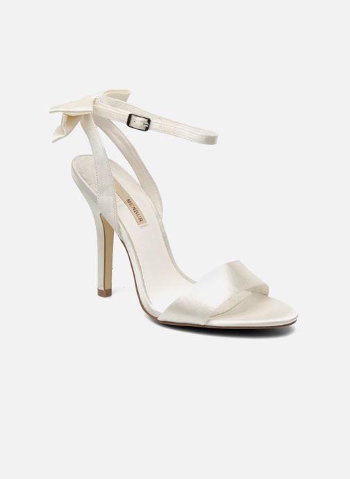 Sandales et nu-pieds Menbur Belli Blanc vue détail/paire