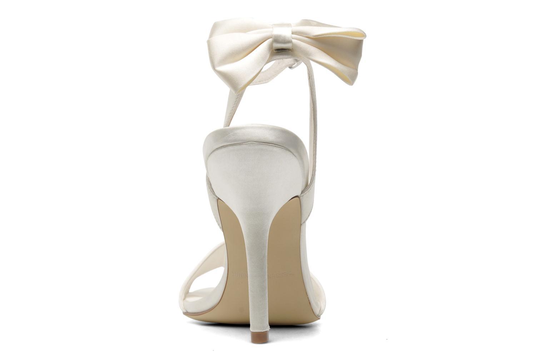Sandales et nu-pieds Menbur Belli Blanc vue droite