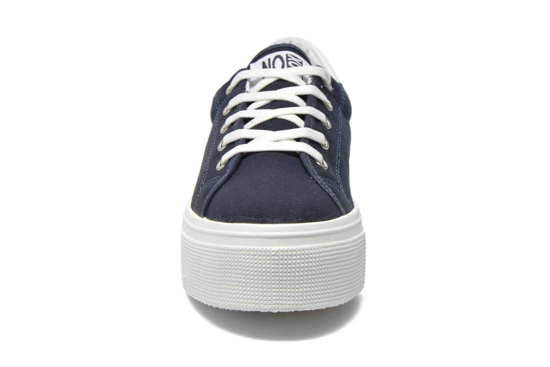 Baskets No Box Alma Bleu vue portées chaussures