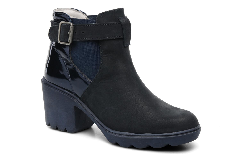 Bottines et boots Swear Jane 3 Bleu vue détail/paire
