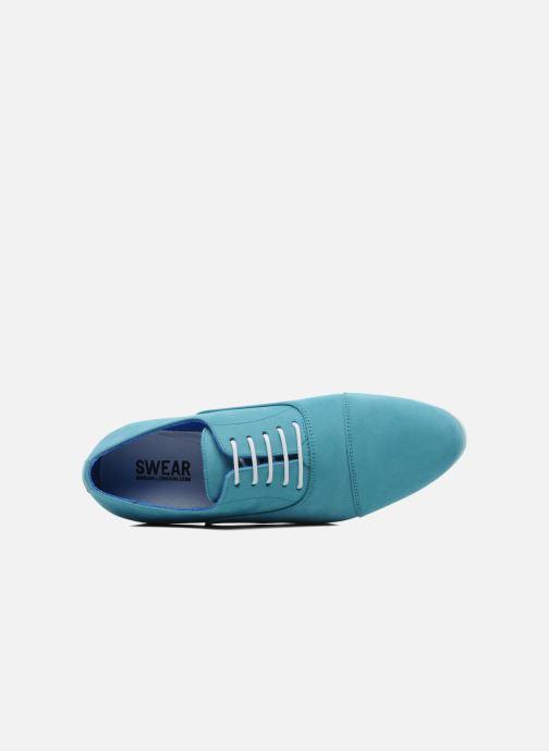 Chaussures à lacets Swear Jimmy 1 W Bleu vue gauche