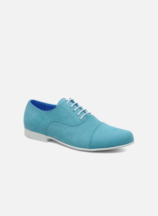 Chaussures à lacets Swear Jimmy 1 W Bleu vue détail/paire