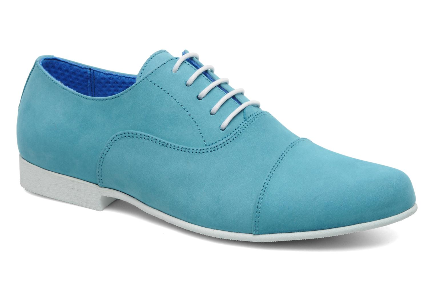 Veterschoenen Swear Jimmy 1 W Blauw detail