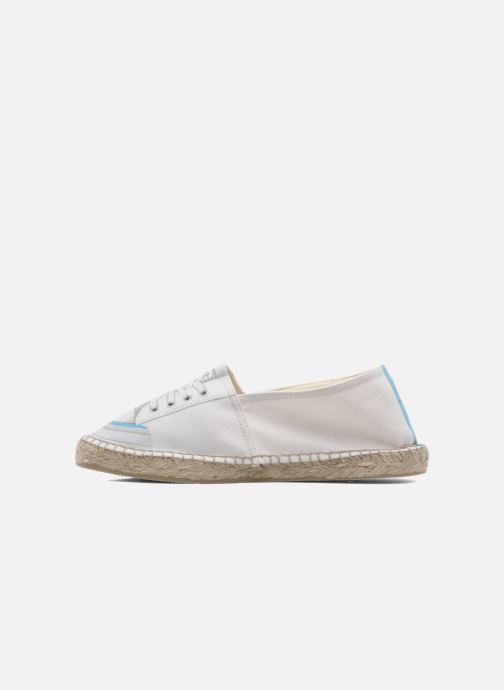 Espadrilles String Republic Paris W Wit voorkant