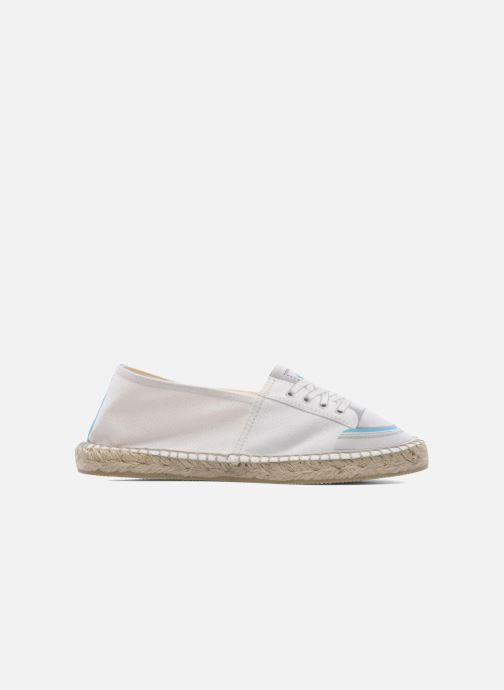 Espadrilles String Republic Paris W Wit achterkant