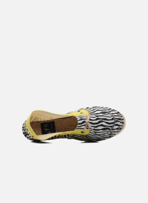 Espadrilles String Republic Cruise W Multicolore vue gauche