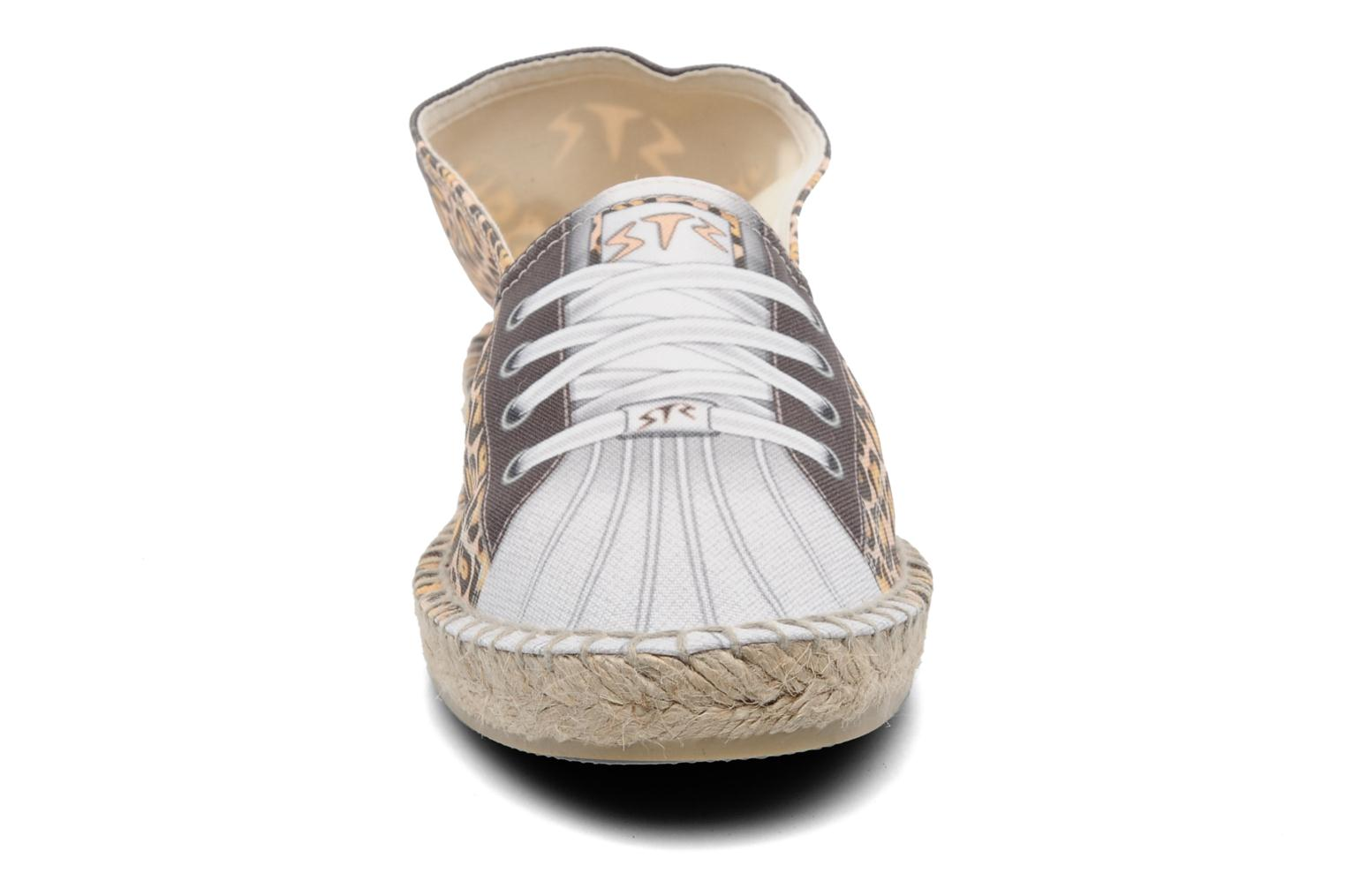 Espadrilles String Republic Holywood Multicolor model view