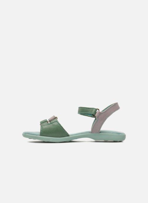 Sandalen Kickers Arcenciel Groen voorkant