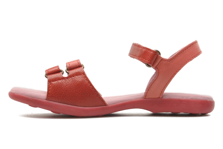 Sandali e scarpe aperte Kickers Arcenciel Rosa immagine frontale
