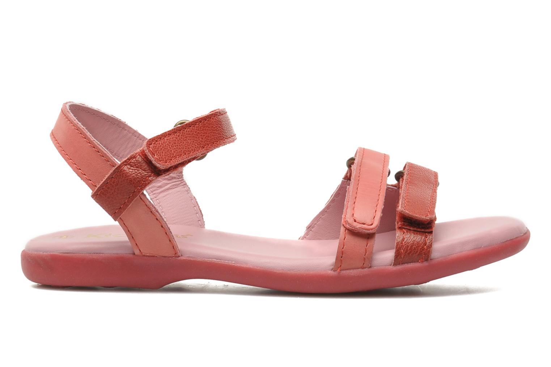Sandali e scarpe aperte Kickers Arcenciel Rosa immagine posteriore
