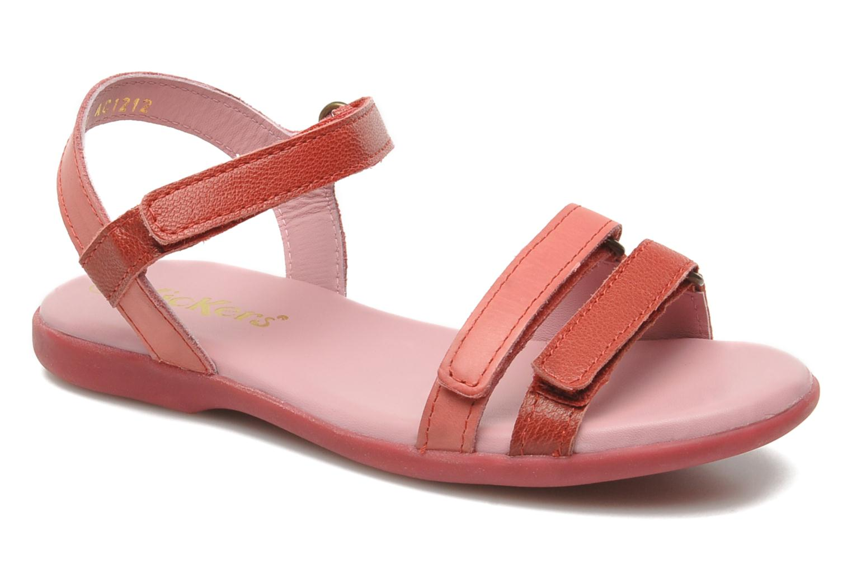 Sandali e scarpe aperte Kickers Arcenciel Rosa vedi dettaglio/paio