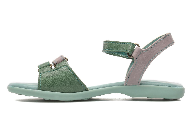 Sandali e scarpe aperte Kickers Arcenciel Verde immagine frontale
