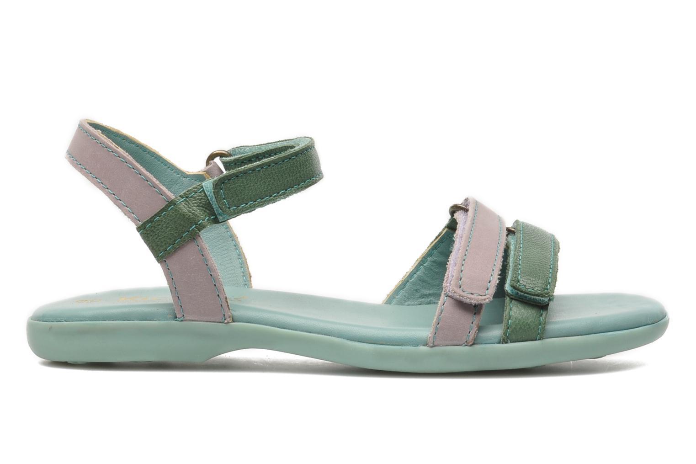 Sandali e scarpe aperte Kickers Arcenciel Verde immagine posteriore