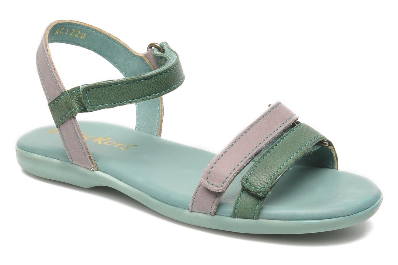Sandali e scarpe aperte Kickers Arcenciel Verde vedi dettaglio/paio