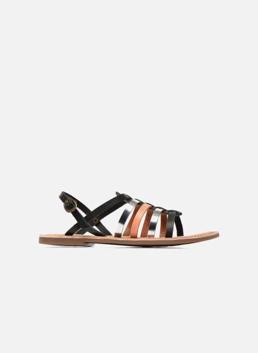 Sandali e scarpe aperte Kickers Dixmillion Nero immagine posteriore