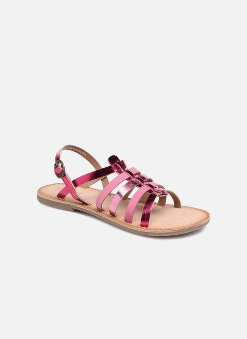 Sandalen Kickers Dixmillion silber detaillierte ansicht/modell