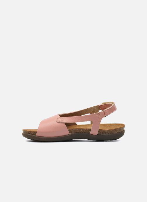 Sandalen Kickers Anatokid Roze voorkant