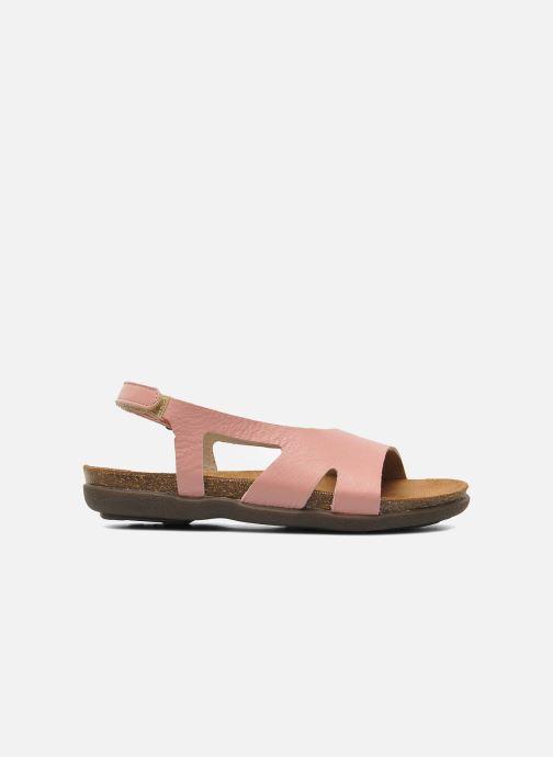 Sandalen Kickers Anatokid Roze achterkant