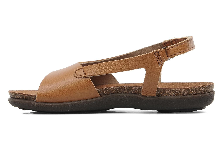 Sandali e scarpe aperte Kickers Anatokid Marrone immagine frontale
