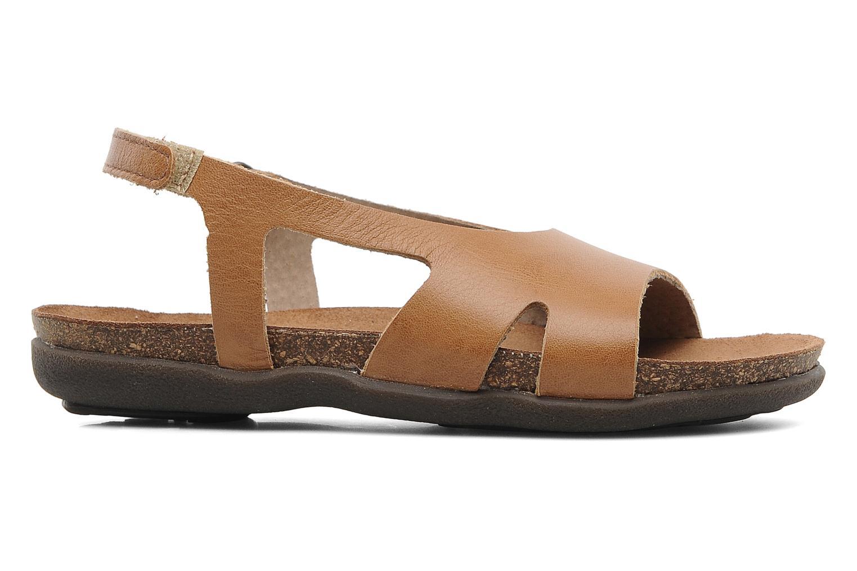 Sandali e scarpe aperte Kickers Anatokid Marrone immagine posteriore