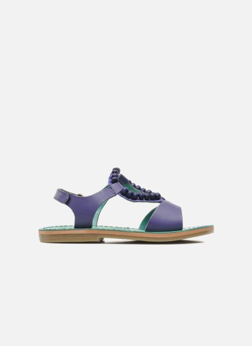 best loved 402b6 67bf1 Kickers Paprika (Viola) - Sandali e scarpe aperte chez ...