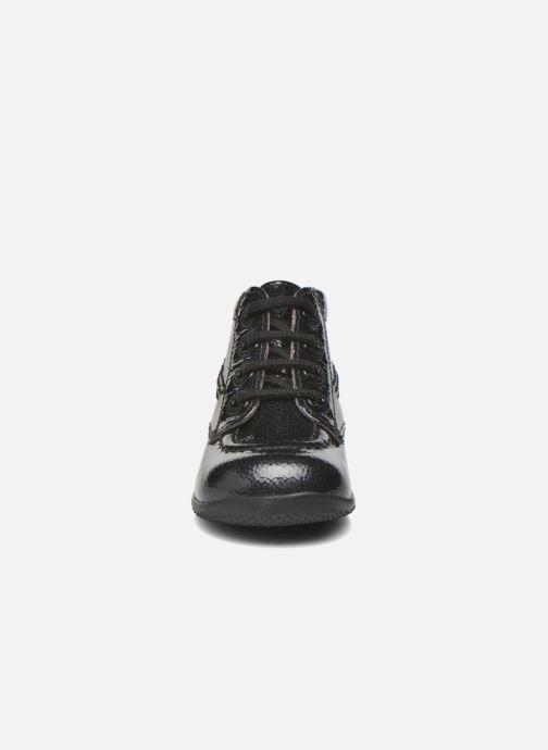 Stiefeletten & Boots Kickers Billista schwarz schuhe getragen