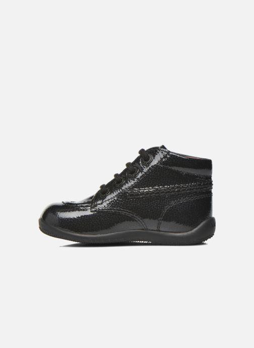 Boots en enkellaarsjes Kickers Billista Zwart voorkant