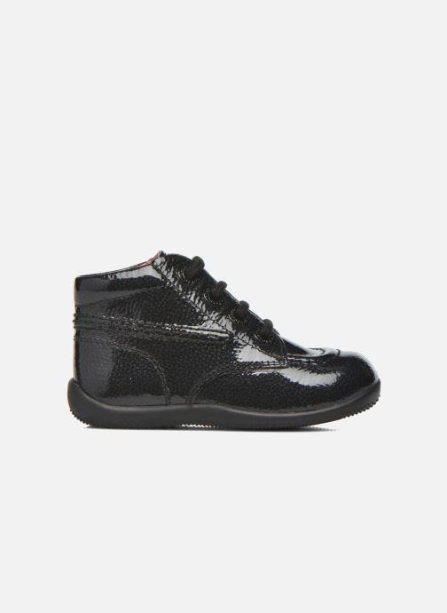 Boots en enkellaarsjes Kickers Billista Zwart achterkant