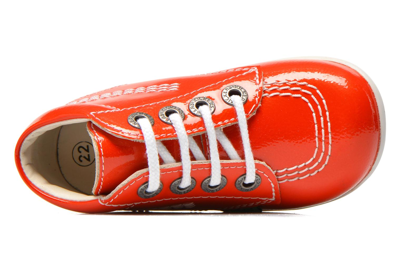 Stivaletti e tronchetti Kickers Billista Arancione immagine sinistra
