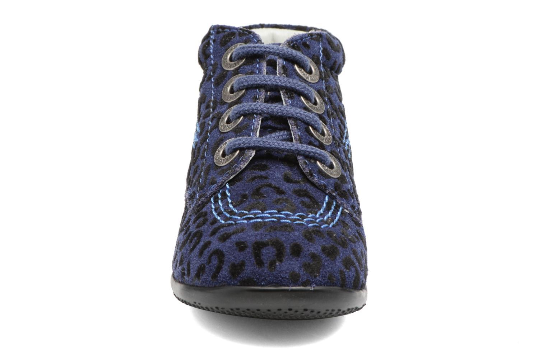 Stiefeletten & Boots Kickers Billista blau schuhe getragen