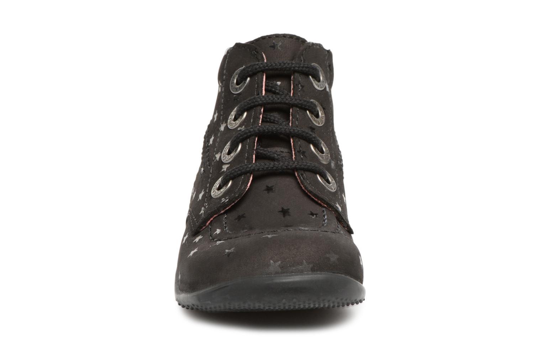Bottines et boots Kickers Billista Noir vue portées chaussures