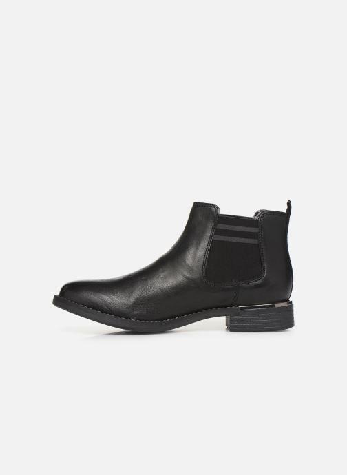 Bottines et boots S.Oliver Tania Noir vue face