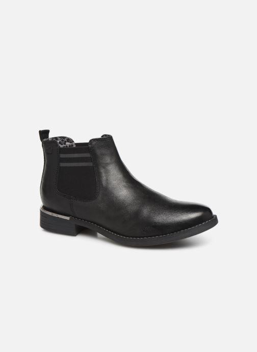 Sandaler S.Oliver Tania Sort detaljeret billede af skoene