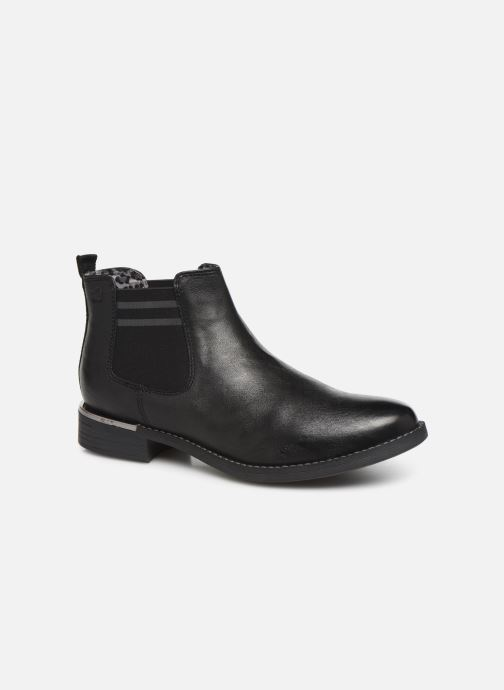 Ankle boots S.Oliver Tania Black detailed view/ Pair view