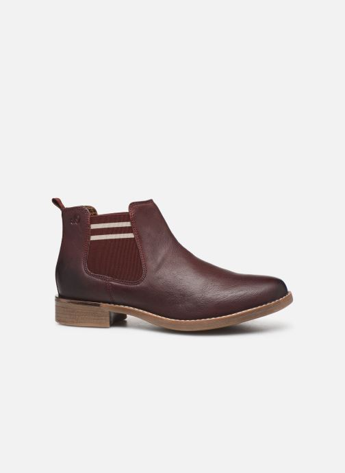 Boots en enkellaarsjes S.Oliver Tania Bordeaux achterkant