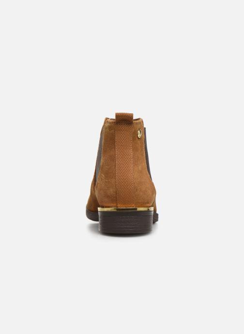 Stiefeletten & Boots S.Oliver Tania braun ansicht von rechts