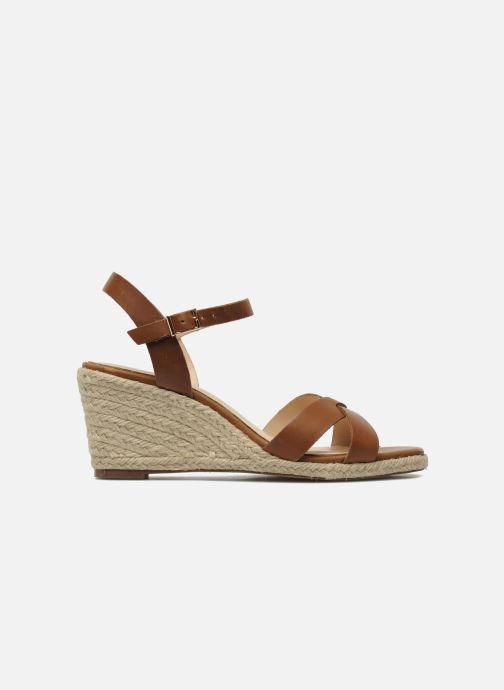 Sandales et nu-pieds Jonak Tunia Marron vue derrière