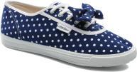 Sneakers Dames Polka Dots