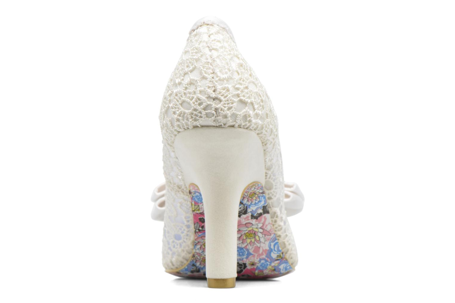 Pumps Irregular choice Mal E Bow Beige rechts