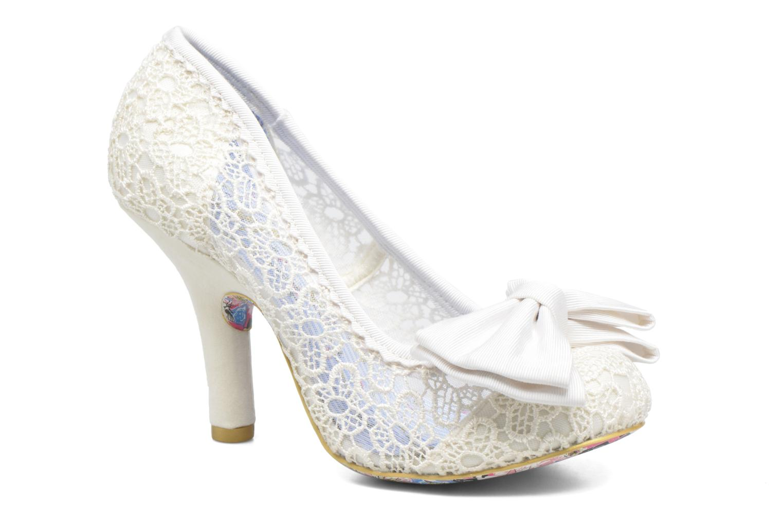 Pumps Irregular choice Mal E Bow Beige detail